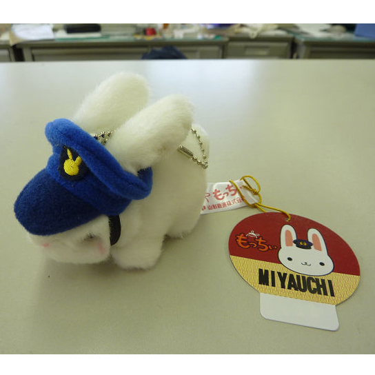 Mochii Station Chain Plush Dollイメージ