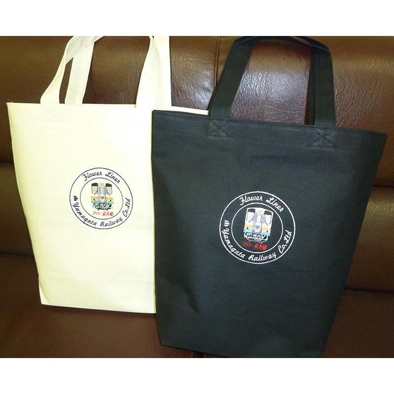 山形鐵道原創手提袋-帶內袋イメージ