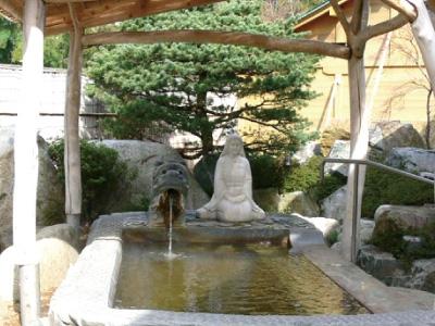 卯の花温泉  はぎ乃湯