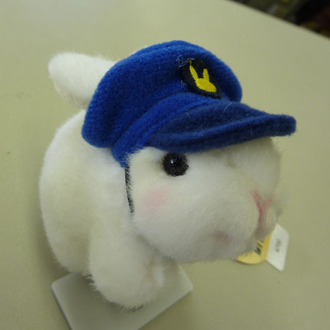 Mochii Station Chain Plush Dollイメージ2