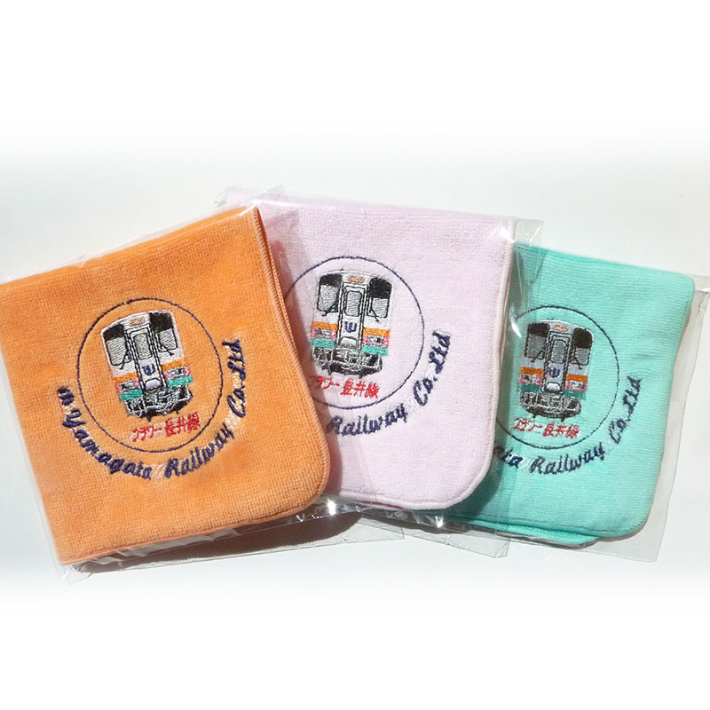 Yamagata Railway original handkerchiefイメージ