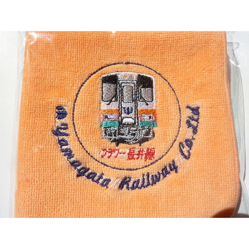 Yamagata Railway original handkerchiefイメージ2