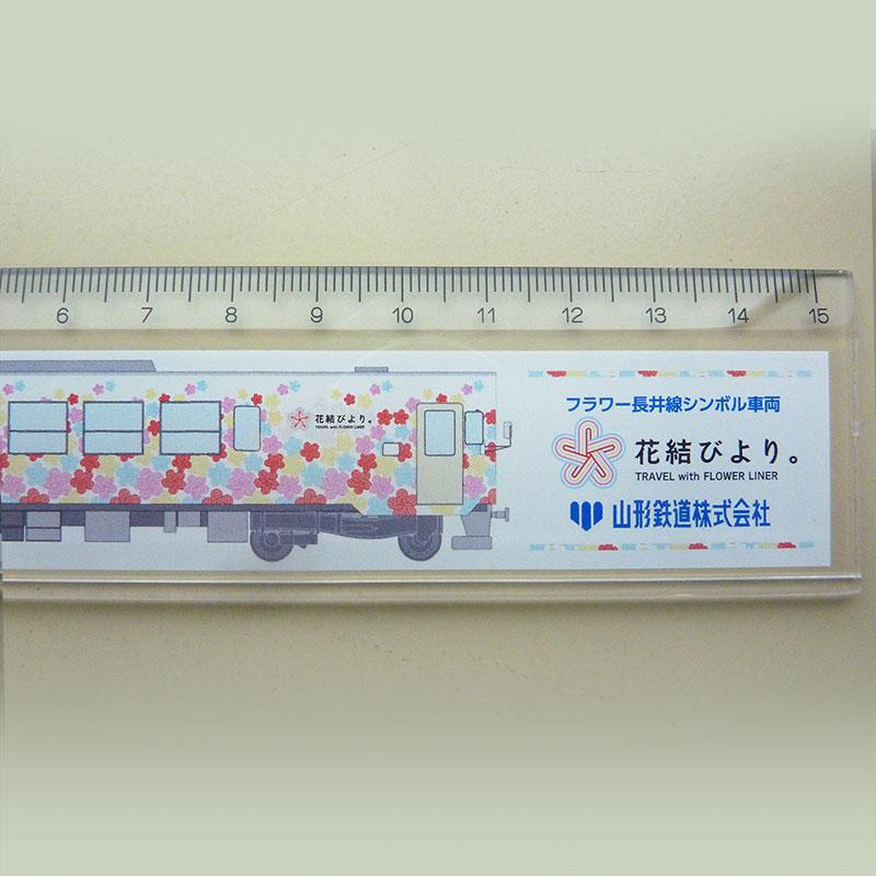 Flower Nagai Line Ruler [Four Seasons]イメージ