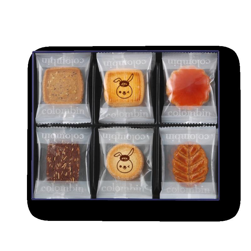 山形鉄道オリジナルクッキー19枚入(缶箱)イメージ2
